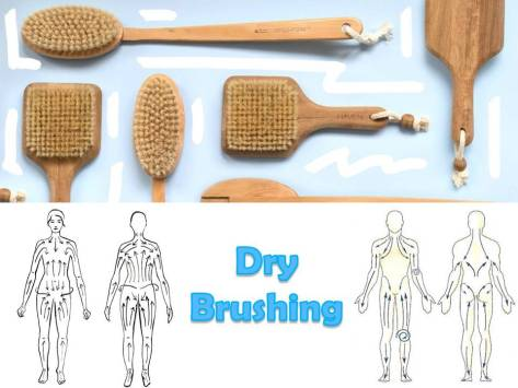 Dry Brushing Graphic